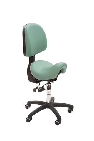 Bambach Saddle Seat Narrow Bambach With Back Ergonomic Chair