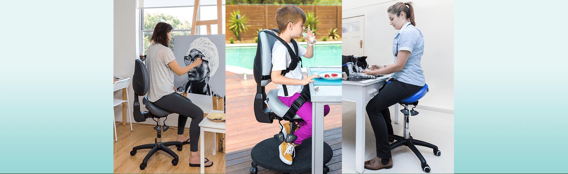 73b592215 Ergonomic Low Saddle Seat Chairs