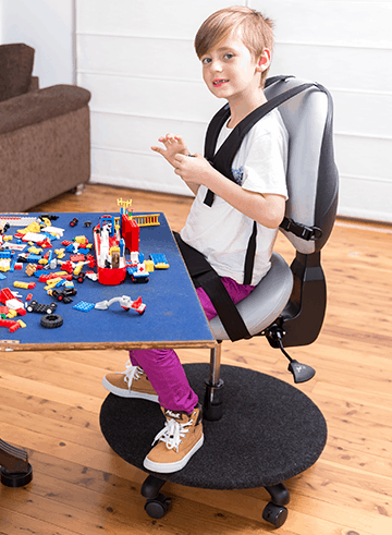 Saddle chair for special needs