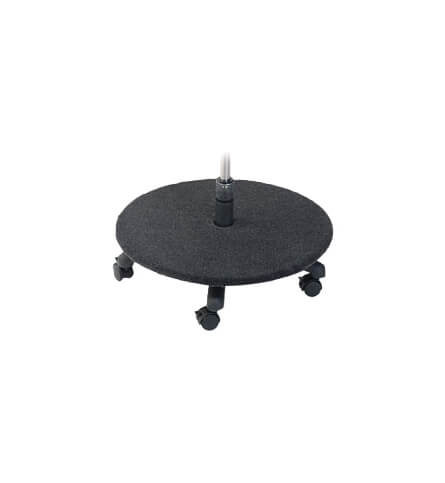 Bambach Adjustable Carpeted Ply Board accessories