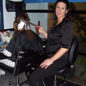 Ergonomic saddle seat for WHS