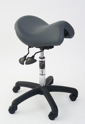 Ergonomic saddle stool for SME